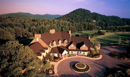 The Cliffs Valley Country Club- Greenville, SC