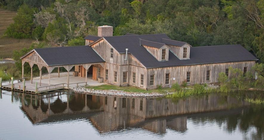 The Cotton Dock- Boone Hall Plantation- Mt. Pleasant, SC
