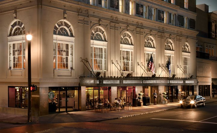 The Francis Marion Hotel- Charleston, SC