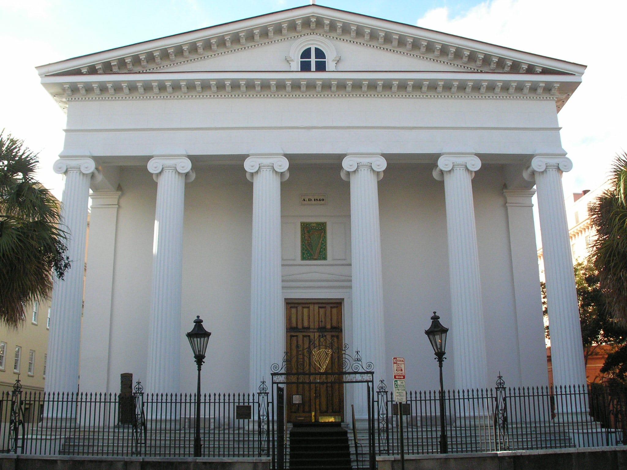 Hibernian Hall- Charleston, SC