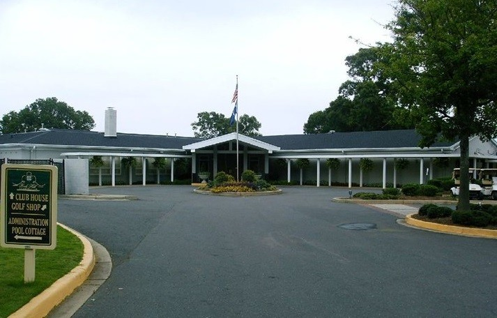 Rock Hill Country Club- Rock Hill, South Carolina