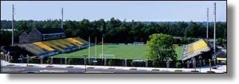 Blackbaud Stadium- Daniel Island, SC