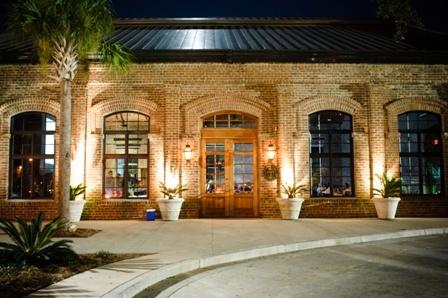 Trustees Garden/ Morris Center- Savannah, Georgia