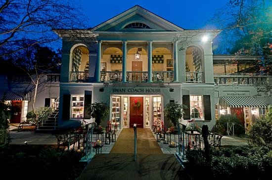 Swan Coach House- Atlanta, Georgia